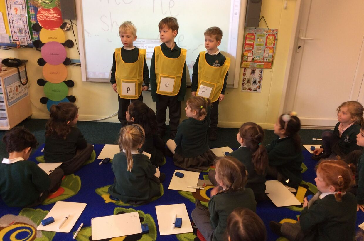 Reception Term 4 Class Update